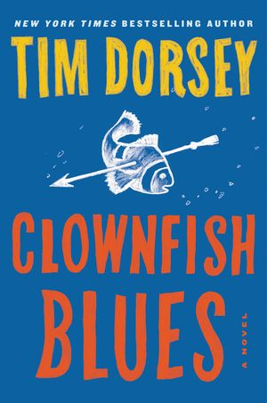 Clownfish Blues book image