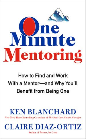 One Minute Mentoring book image