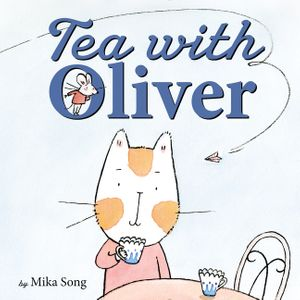 Tea with Oliver book image