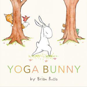 Yoga Bunny book image