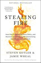 Stealing Fire Hardcover  by Steven Kotler