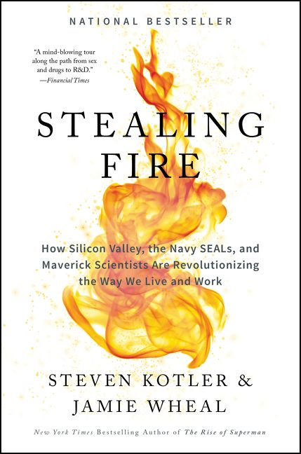 Stealing Fire: How Silicon Valley, the Navy SEALs, and Maverick Scientists Are Revolutionising the Way We Live and Work