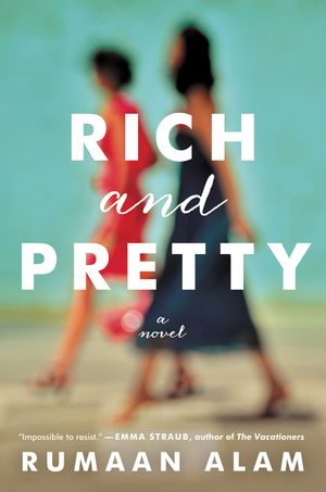 Rich and Pretty book image