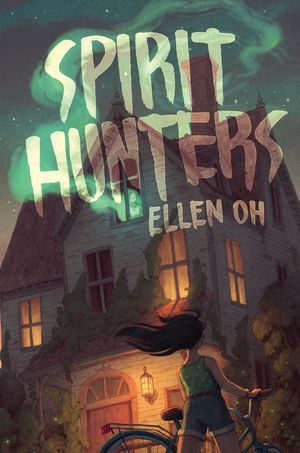 Spirit Hunters book image