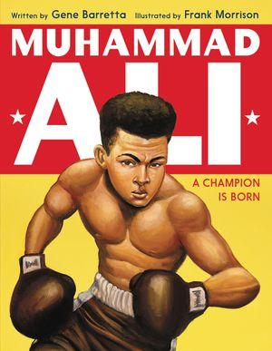 Muhammad Ali book image
