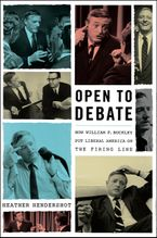 Open to Debate Hardcover  by Heather Hendershot