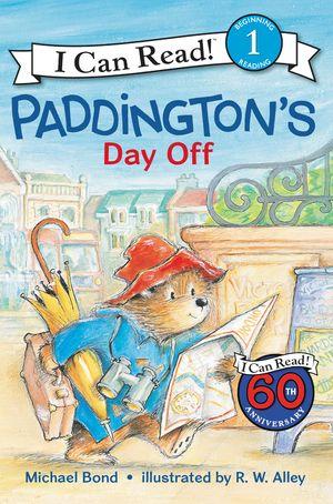 Paddington's Day Off book image