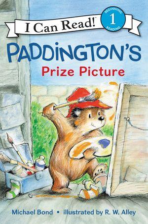 Paddington's Prize Picture book image