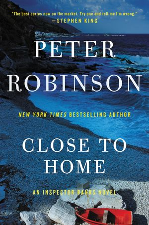 Close to Home book image