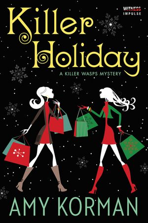 Killer Holiday book image