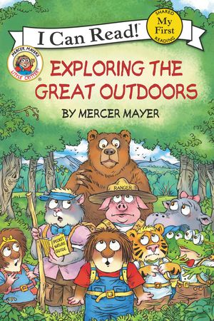 Little Critter: Exploring the Great Outdoors book image