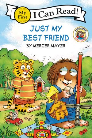 Little Critter: Just My Best Friend book image