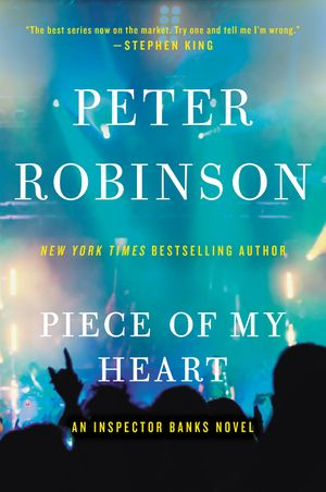 Piece of My Heart book image