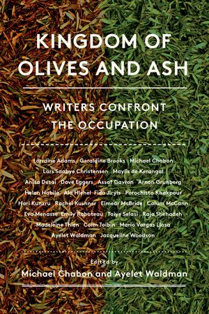 Kingdom of Olives and Ash book image
