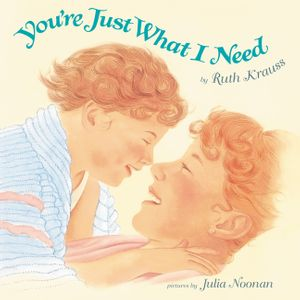 You're Just What I Need book image