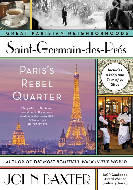 Saint germain des pres john baxter paperback read a sample enlarge book cover gumiabroncs Image collections