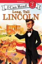 Long, Tall Lincoln Hardcover  by Jennifer Dussling