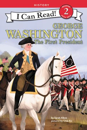 George Washington: The First President book image