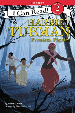 Harriet Tubman: Freedom Fighter book image