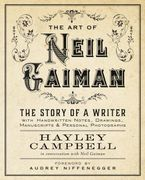 Art of Neil Gaiman Paperback  by Hayley Campbell