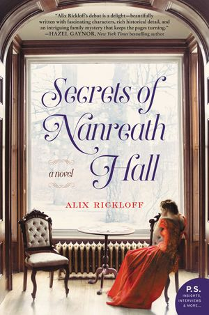 Secrets of Nanreath Hall book image