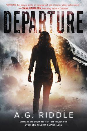 Departure book image