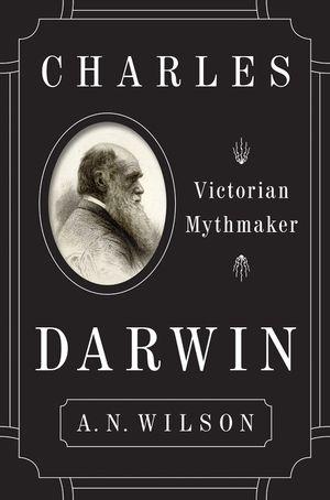 Charles Darwin book image