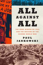 All Against All Hardcover  by Paul Jankowski