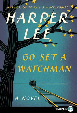 Go Set a Watchman book image