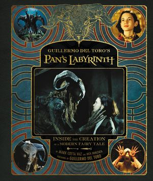 Guillermo del Toro's Pan's Labyrinth book image