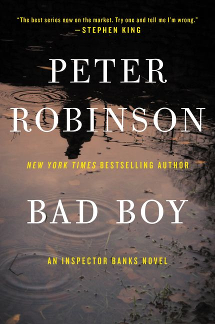 bad boy peter robinson paperback