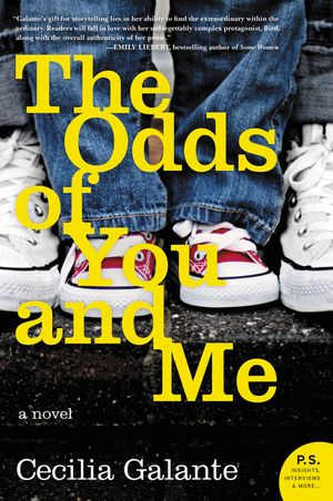 The Odds of You and Me book image