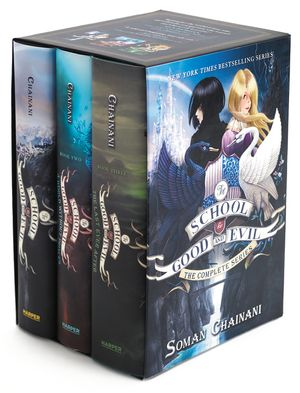 The School for Good and Evil Series Box Set book image