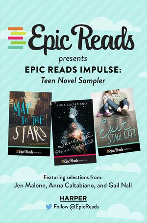Epic Reads Impulse: Teen Novel Sampler book image