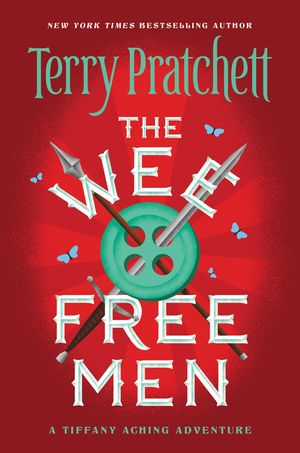 The Wee Free Men book image