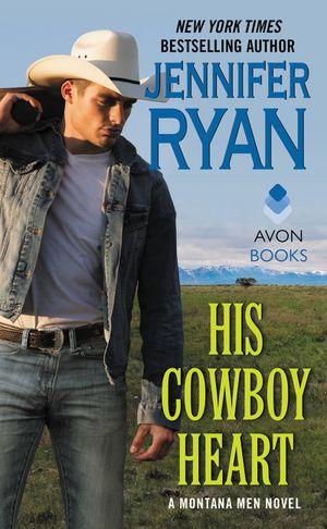 His Cowboy Heart book image