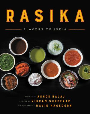 Rasika book image