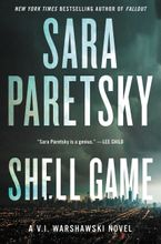 Shell Game Hardcover  by Sara Paretsky