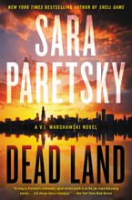 Dead Land Hardcover  by Sara Paretsky