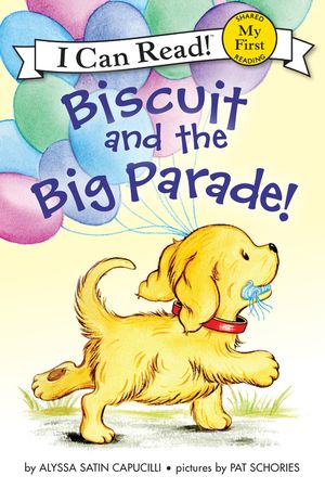 Biscuit and the Big Parade! book image