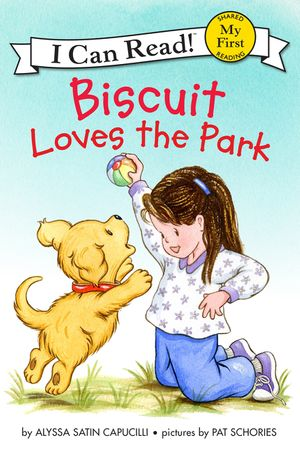 Biscuit Loves the Park book image