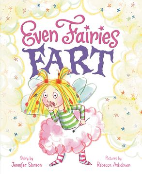 Cover image - Even Fairies Fart