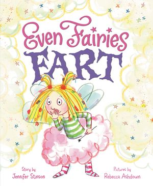 Even Fairies Fart book image