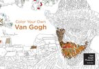 Color Your Own Van Gogh Paperback  by Van Gogh Museum Amsterdam