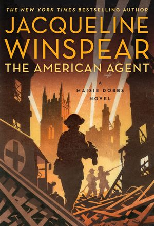 The American Agent book image