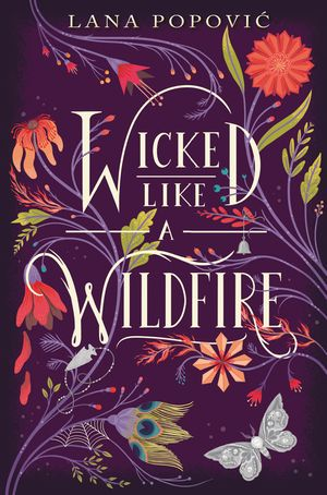 Wicked Like a Wildfire book image