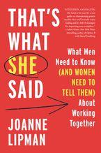 Women, Men, and Work
