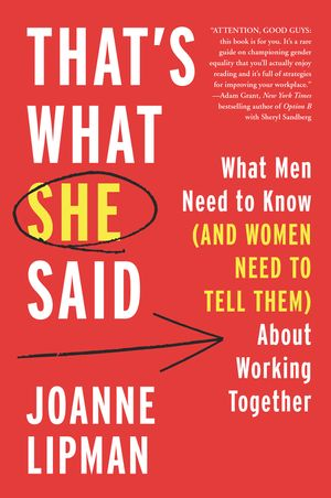 That's What She Said book image