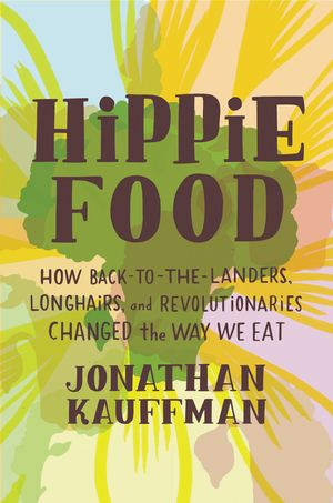 Hippie Food book image