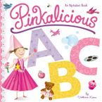 Pinkalicious ABC Board book  by Victoria Kann